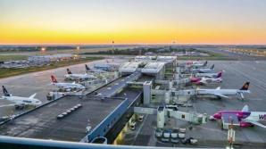 O aeronavă a aterizat de urgenţă pe Otopeni: Unei pasagere i s-a făcut rău