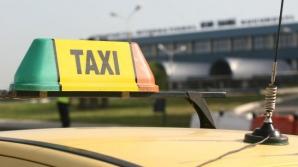 Razie de amploare la taximetriştii de pe lângă şase aeroporturi din ţară