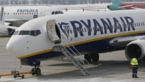 Atenţionare de călătorie în Irlanda: Grevă la compania aeriană Ryanair