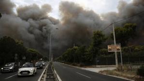 Dezastru în Grecia