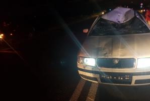 Accident mortal în Constanţa: un biciclist a fost spulberat de o maşină