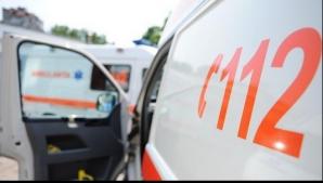 Impact violent între un TIR şi un autoturism, la Măneciu: 4 victime