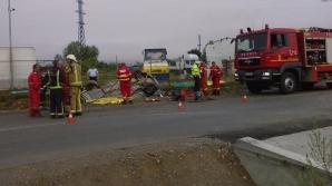 Accident în Bihor