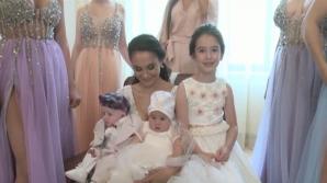 Petrecere mare în familia Realitatea TV! Alexandra Păcuraru a avut o nuntă de vis
