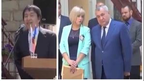 Ambasadorul Japoniei din Moldova