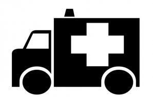 Ambulanţa neagră