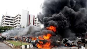 Cel puţin şapte răniţi în urma unui atentat cu bombă