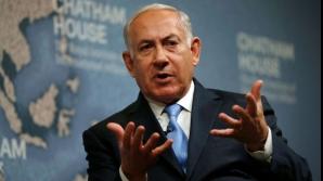 <p>Probleme pentru premierul din Israel</p>