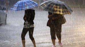 Lunile iunie şi iulie au fost cele mai ploioase din ultimii opt ani în România. Nicio zi de caniculă