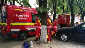 Descoperire macabră într-un apartament din Satu-Mare. Pompierii au rămas şocaţi
