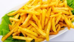 Ingredintul secret pe care să îl pui în cartofii prăjiţi. Doar chefii îl ştiu
