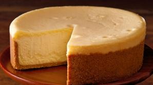 Cheesecake, rapid, fără coacere. Reţeta deliciului