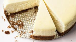 Cheesecake, fără coacere. Cum să îl prepari pe cel mai bun, în doar câteva minute