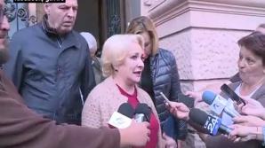 """Viorica Dăncilă, primită cu huiduieli la Brașov: """"Demisia! Demisia!"""""""