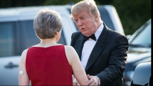 Donald Trump și Theresa May