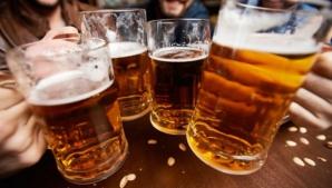 Ce se întâmplă dacă bei bere în serile de vară la terase
