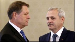 Dragnea, ofertă de pace pentru Iohannis