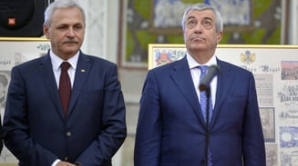 Dragnea si Tariceanu, absebti de la Ziua Franței