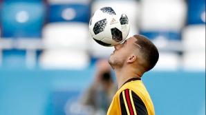 Hazard, vedeta Belgiei