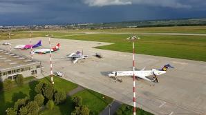 Aeroport Sibiu: Două curse au fost anulate