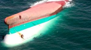 Cel puțin 34 de persoane, printre care șase copii, au murit după ce un feribot s-a scufundat