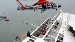 Un feribot cu 140 de persoane la bord s-a scufundat