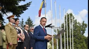 Ministrul Apărării, declaraţii despre interceptarea avionului rusesc deasupra Mării Negre