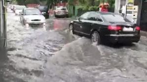 Furtunile continuă să facă prăpăd în multe zone ale României