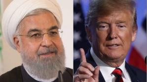 Trump vrea negociere cu Iranul