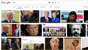 "Donald Trump este un ""idiot"", conform Google"