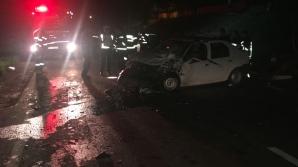 Accident grav în Vaslui