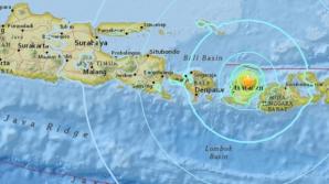 Cutremur puternic de 6,4 grade în Indonezia. Cel puţin 10 oameni au murit