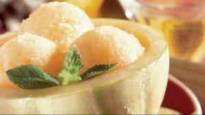 Cum să faci cea mai bună îngheţată de pepene galben