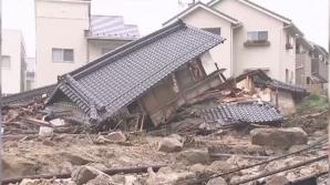 Potop în Japonia: peste 100 de morţi, într-unul dintre cele mai mari dezastre meteorologice