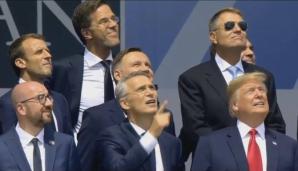 Iohannis la summit-ul NATO