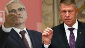 Iohannis trimite la CCR toate legile suspecte venite de la Dragnea