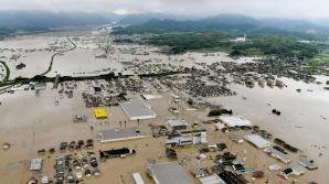 Dezastru în Japonia: 179 de morţi în urma intemperiilor