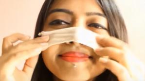 Secretul indian! Cum să scapi de punctele negre