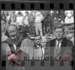 John F. Kennedy in 1962