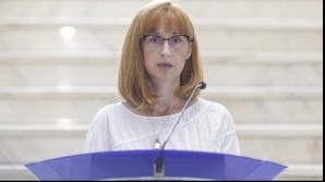 Anca Jurma, prima declaraţie după ce a preluat oficial interimatul la șefia DNA