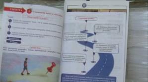 Din nou manuale unice pentru elevii români?!