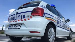 Caz grav de ultraj, la Braşov: poliţist scuipat. Agresorul a vrut să-l calce cu maşina