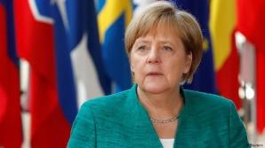 Grmanii susţin poziţia cancelarului Merkel privind migraţia