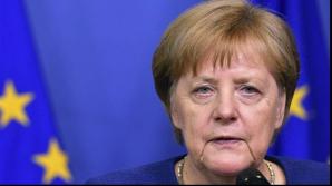 Angela Merkel, mesaj pentru Trump