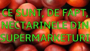 Adevărul despre nectarine. Un nutriţionist spune marele secret despre aceste fructe