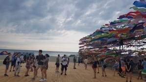 Neversea, cel mai mare festival de pe plajă din Europa, la start