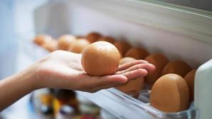 De ce nu este bine să ţii ouăle pe uşa frigiderului? Tu ştii răspunsul?