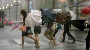 Cum va fi vremea în weekend: Nu scăpăm de ploi. Prognoza pe trei zile