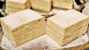 Prăjitură perfectă de vară. Reţeta desertului răcoros