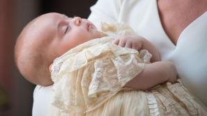 Prinţul Louis a fost botezat. Cine a absentat de la ceremonia fastuoasă